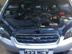 subaru forester autogas conversion
