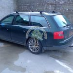 Audi A6 1.8 Turbo converted by Ireland biggest best lpg autogas installer alternative fuel company