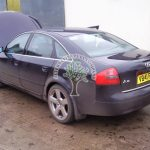 Audi A6 2.7 Twin turbo V6 autogas conversions and inspections Aughnacloy