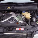 Audi A6 2.7 Twin turbo V6 converted to auto gas by alternative fuel company