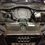 Audi A6 C7 2.0 Diesel LPG blend, only installer in Northern ireland Diesel gas