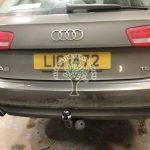 Audi A6 C7 2.0 diesel blend filling point