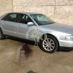 Audi A8 D2 2.8 V6 autogas conversion in ireland