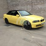 BMW 330i E46 Vanos cabriolet lpg converted to run on gas