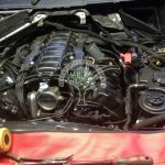 BMW X5 4.8is E70 LPG conversion in progress quality and attention to detail means no problems