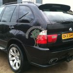 BMW X5 E53 4.4i v8 lpg autogas conversions, diagnostics and repair northern ireland tyrone