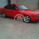 BMW e34 m5 High performance cars converted to LPG autogas by alternative fuel company