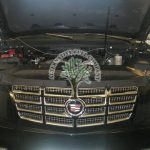 Cadillac Escalade V8 converted to LPG Autogas conversions Ireland