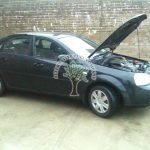 Chevrolet Lacetti 1.4 conversions to autogas by Alternative Fuel company NI