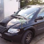 Chrysler Grand Voyager converted to use lpg autogas