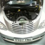 Chrysler PT cruiser 2.4lpg autogas conversion neat and no showing parts by alternativefuelcompany NI