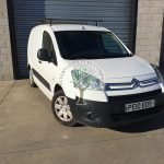 Citroen Berlingo 1.6 van insurance approved engineer reports and inspections for lpg conversions