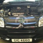 Citroen C4 1.6 autgas converted vehicles