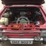 Ford Granada Ghia 2.8 alternative fuel company tyrone ireland lpg autogas conversions