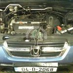 Honda CRV 2.0 Automatic autogas conversions and inspections