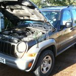Jeep Cherokee KJ 3.7 V6 lpg problems diagnsed and fixed in Northern Ireland