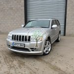 Jeep grand cherokee 6.1 srt8 lpg autogas converted in NI
