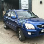 Kia Sportage 2.7 V6 Autogas repairs when problems occur with running or bad work installation
