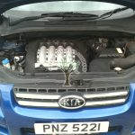 Kia Sportage 2.7 V6 autogas conversions inspections and repair in Ireland