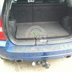 Kia Sportage 2.7 V6 optional Raised Boot Floor to accomodate bigger tank