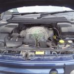 Land Rover Discovery 3 4.4 V8 L319 engine bay after conversion no visible autogas components