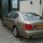 Lexus GS 300 lpg converted in northern ireland