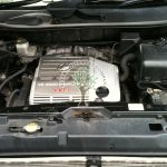 Lexus RX 300 LPG engine service checks and tuning
