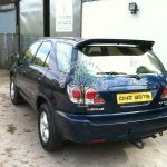 Lexus RX 300 lpg diagnostic repair servicing replacement spare parts for sale in UK