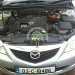 Mazda 6 2.0 in for lpg service and mapping tuning and chipping