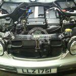 Mercedes C180 W203 Kompressor Proffesional problem free Lpg conversions NI