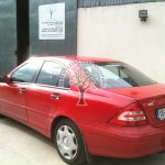 Mercedes C180 W203 LPG converted using AFC G3