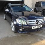 Mercedes C350 W204 lpg autogas conversions and installations in Ireland