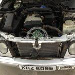 Mercedes E200 W210 autogas lpg converted