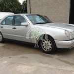 Mercedes E200 W210 autogas propane uklpg inspetions for insurance