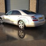 Mercedes S320 w221 limo autogas inspections servicing and repairs Aughnacloy