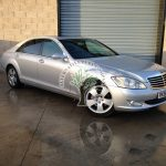 Mercedes S320 w221 lpg converted in Aughnacloy Tyrone