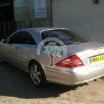 Mercedes cl500 W215 hiden out of way lpg filler