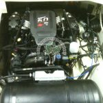 Mercuiser speed boat engine 5.0 mpi lpg propane autogas conversions in ireland