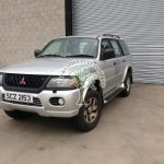 Mitsubishi Shogun 3.0 lpg autogas conversion inspection service and repair in Northern Ireland