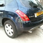 Nissan Murano 3.5 repairs to KME AG STAG PRINS LPG TECH BRC autogas systems
