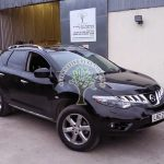 Nissan Murano 3.7 MK2 lpg converted in Northern Ireland.