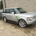 Range Rover L322 4.4 V8 converted to lpg by Alternative Fuel Company NI