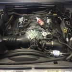 Range Rover Sport 4.4 autogas propane injector service with ic12 lpgcleaner.com