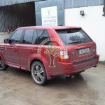 Range Rover Sport Supercharged 4.2 Proffesional Autogas conversions in Ireland