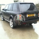 Range Rover Vogue autogas conversion, system checks and installations Tyrone