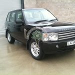Range Rover l322 4.4 converted to autogas in ireland by Alternative Fuels Co