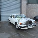 Rolls Royce Silver Spirit 6.75 lpg autogas converted
