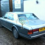 Rolls Royce Silver Spirit 6.75 repairs and diagnostics lpg autogas garage in NI