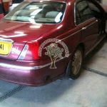 Rover 75 2.5 v6 autogas filling point location alternative fuel company lpg conversions