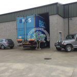 SCANIA diesel lpg autogas conversion the only workshop in Ireland